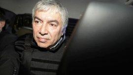 Lázaro Báez continúa detenido en la cárcel de Ezeiza