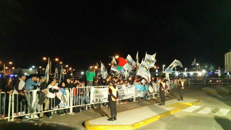 CFK echó a los policías de la custodia