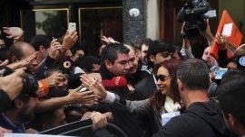 Cristina Kirchner busca ordenar la interna en el kirchnerismo