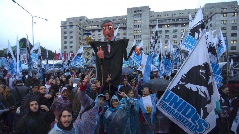 Verguenza en Argentina:Tenemos lo que nos Merecemos!