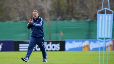 El técnico de la Selección quedó envuelto en una polémica