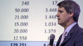 Alfonso-Prat Gay podría cerrar esta semana el acuerdo con los holdouts