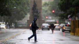 El tiempo lluvioso es un aliado involuntario de la seguridad.