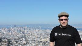 Eddie Rodríguez, creador de la aplicación Tambero.com