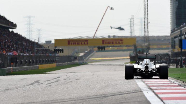 El alemán Nico Rosberg sumó su tercera victoria consecutiva