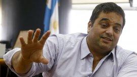 Jorge Triaca, ministro de Trabajo de la Nación