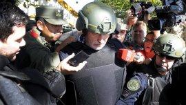 Jorge Chueco queadrá alojado en la cárcel de Ezeiza