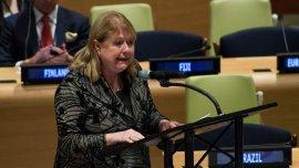 Susana Malcorra no descarta postularse para la secretaría general de la ONU