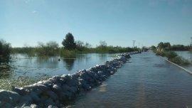 Las tormentas dejaron 40 mil afectados en el Litoral