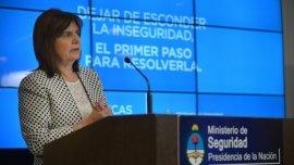 Patricia Bullrich dijo que desde su cartera presumen que el grupo de agresores se dirigían a Plaza de Mayo.