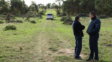 Este viernes también se realizaron allanamientos en Uruguay