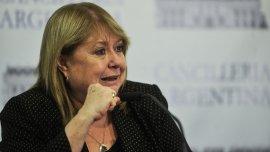 Susana Malcorra no descartó ser candidata a la ONU
