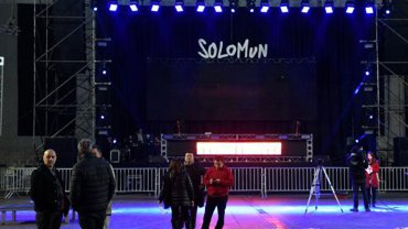 Estrictas medidas de seguridad en una fiesta electrónica de Rosario