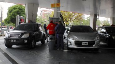 Nuevo aumento en el precio de las naftas
