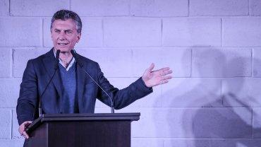 Mauricio Macri festejó el Día del Trabajador en el gremio de la Uthgra