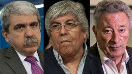 Fernández, Moyano y Segura, en la mira por el Fútbol para Todos.