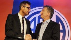 Mauricio Macri y Marcelo Tinelli suelen hablar mucho más de lo que se conoce