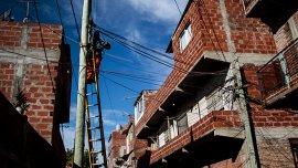 Vista del Barrio Fátima, escenario de los hechos.