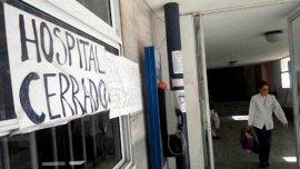 Los hospitales bonaerenses estuvieron de paro desde el miércoles