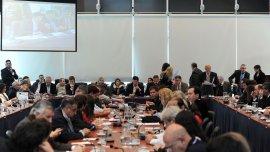 La comisión en Diputados que debate la ley sobre empleo