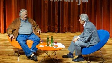 José Pepe Mujica analizó la coyuntura política y económica de la Argentina