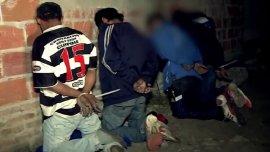 El Grupo Halcón detuvo a un presunto jefe narco en González Catán