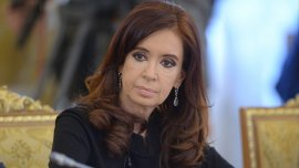 Cristina Kirchner, a la espera de la decisión de Casación