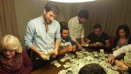 En la casa de Greppi hallaron USD1.600.000 y $2.000.000
