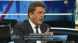 Sergio Massa y el cepo laboral: El kirchnerismo no marca la agenda del Congreso