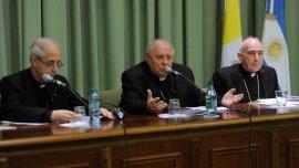 La Conferencia Episcopal Argentina presentó el documento El Bicentenario. Tiempo para el encuentro fraterno de los argentinos