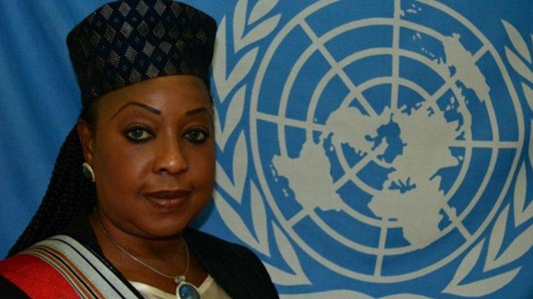 Fatma Samba Diouf Samoura fue elegida nueva secretaria general de la FIFA