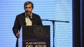 Rogelio Frigerio prometió inversiones por USD 40.000 millones