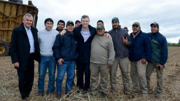 Macri viajó ayer a Jujuy