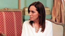 María Eugenia Vidal le mandó una carta a Emilio Monzó