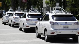 Google busca sumar garantías de seguridad a sus autos sin conductor
