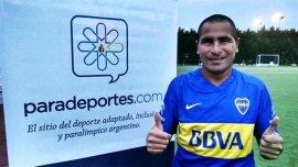 Silvio Velo jugó diez años en River y recientemente pasó a Boca