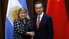 Susana Malcorra confirmó que aspira a ser la nueva secretaria general de la ONU