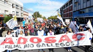 Los docentes en Santa Cruz anunciaron un paro de 96 horas