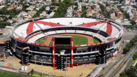 La final se jugará en el estadio de River