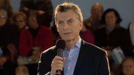 Mauricio Macri anunció hoy en San Telmo una reparación histórica para los jubilados, que consiste en un reajuste de los haberes y el pago de los juicios contra la ANSeS.