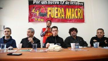 Agrupaciones ultra K se reunieron para criticar al gobierno de Mauricio Macri