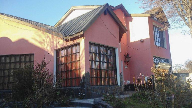 La casa en Ushuaia