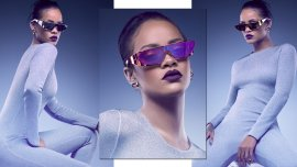Rihanna vuelve a incurionar como diseñadora junto a Dior