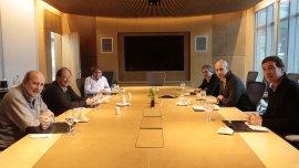 La reunión entre Horacio Rodríguez Larreta y Ernesto Sanz