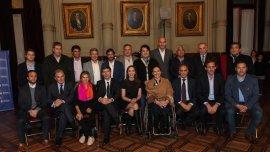 En el Congreso, Vidal recibió el apoyo de la oposición por el Fondo del Conurbano