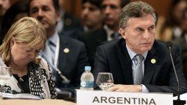 Hay dos visiones distintas que tienen que sentarse a consensuar un diseño de país, señaló Susana Malcorra al justificar su llamado al diálogo en Venezuela.