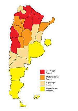 Mal de Chagas: un viejo problema de salud pública