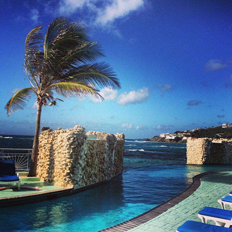 Caribe: St Maarten/St Martin, una isla con doble