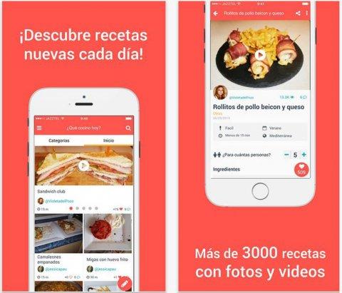 Aprende a cocinar con estas apps taringa - Aprender a cocinar ...