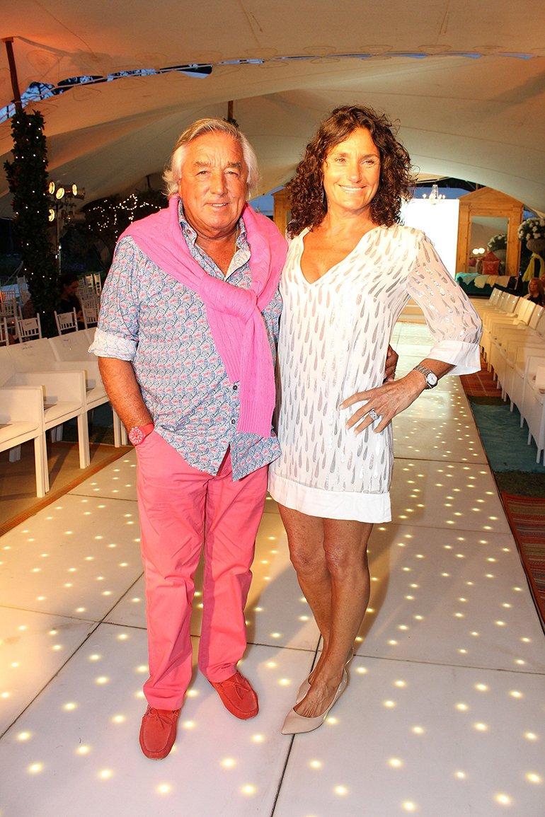 Julio De Marco y Alejandra Stefani